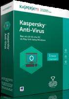 Kaspersky Anti Virus 1 User